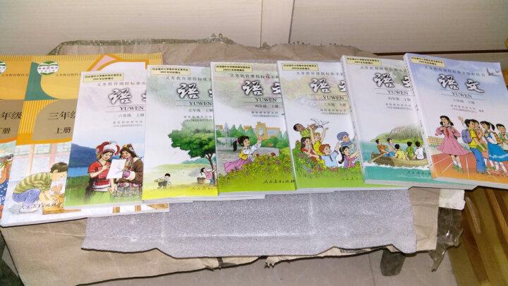 人教版 小学语文课本教材1-6年级全套共12本 小学语文书套装12册人教版 全新彩色 晒单图