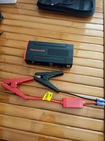 纽曼W12 汽车应急启动电源 车载电瓶多功能启动宝 手机平板电脑移动电源 充电宝打火器 一.W12标准版10000毫安+大礼包 晒单图