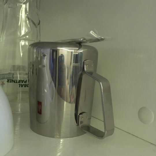 东菱(Donlim)DL-KFLHB 咖啡机拉花杯 拉花针 拉花模具三件套 晒单图