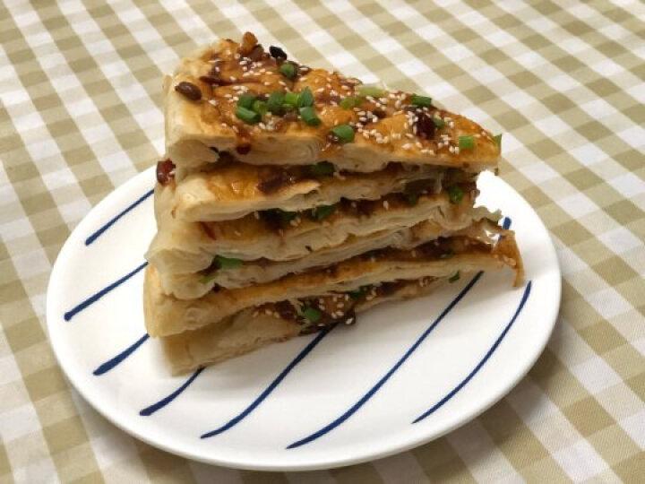 美的(Midea)电饼铛家用煎烤机早餐机智能分区菜单多用途锅WJCN30H(可做锅盔) 晒单图