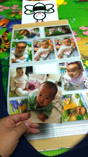 亮丽(SPLENDID)5英寸100张乐凯绸面 照片含塑封 加厚【支付后到我的订单上传照片】 晒单图