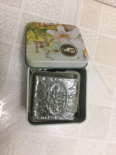 南娜手工皂植物精油皂去角质去黑头卸妆香皂 草莓皂 晒单图