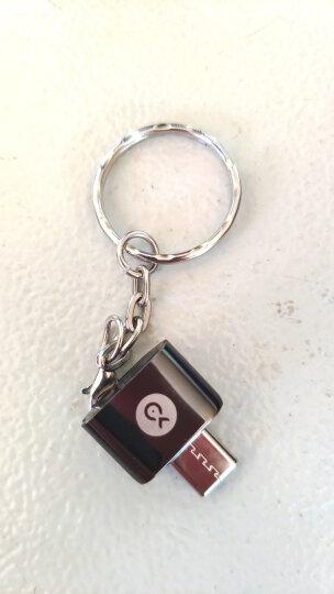 毕亚兹 Type-c转USB3.0转接头 安卓数据线转换头 手机OTG支持小米5乐视2华为P9 接U盘鼠标键盘硬 ZT6-银色 晒单图