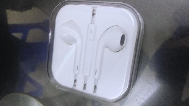 changni  手机耳机平头耳塞重低音 适用于 白色 vivoY75 Y7S Y66 Y67 Y79 晒单图