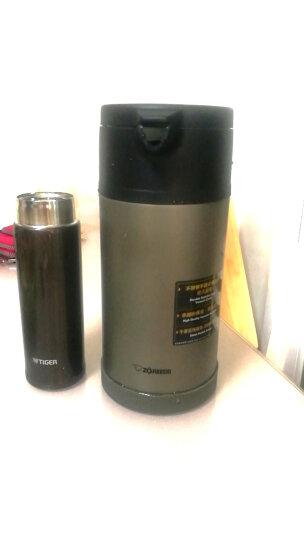 象印(ZO JIRUSHI) 保温壶SH-JAE15进口不锈钢真空保温瓶暖水壶1.5L TM金属棕色 晒单图