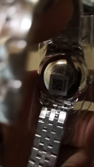 天梭(TISSOT)瑞士手表 力洛克系列机械女表T41.2.183.34 晒单图