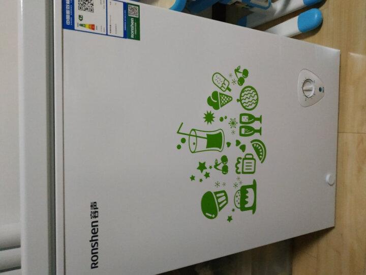 容声(Ronshen) 100升 冷藏冷冻转换冰柜 迷你家用小冷柜 一级能效 节能静音 单温卧式冰箱 BD/BC-100MB 晒单图