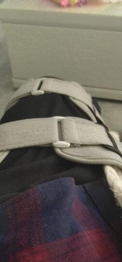 雅酷 医用可调膝关节固定支具膝盖支架侧副韧带护膝半月板支架膝盖损伤术后护具下肢腿部矫形器 升级款(不分左右 可调长度) 均码 晒单图