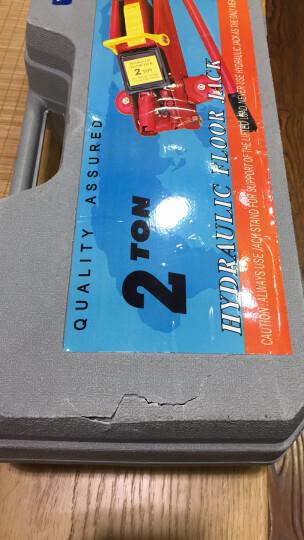 捷魅业 千斤顶 汽修工具箱 升级版2吨加厚钢板 汽车十字扳手 G1换胎工具 卧式液压千斤顶 16寸十字套筒扳手 五十铃mu-XD-MAX皮卡西雅特LEON欧悦搏 晒单图