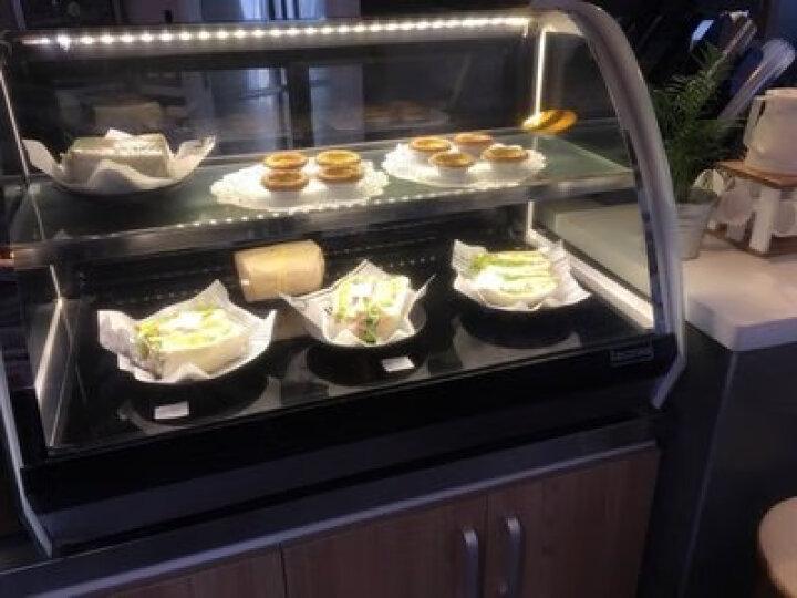 乐创保温展示柜商用电热台式熟食品面包蛋挞 点此选款【LD-603型1.2米】 晒单图