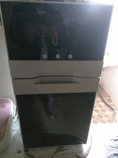 康宝(Canbo)消毒柜 家用 小型 立式 高温 二星级 消毒碗柜 厨房碗柜 XDZ80-N1【4层架80L】 晒单图