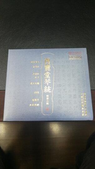 红音堂·24K金碟版 西麓堂琴统 中国古琴艺术典藏 名家名师名曲传统民乐音乐合辑 晒单图