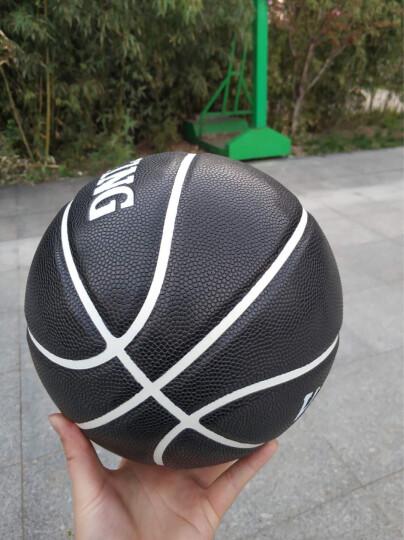 WITESS 篮球番毛真皮手感室内室外水泥地耐磨篮球7号软皮比赛蓝球 经典番毛棕送全套配件 晒单图