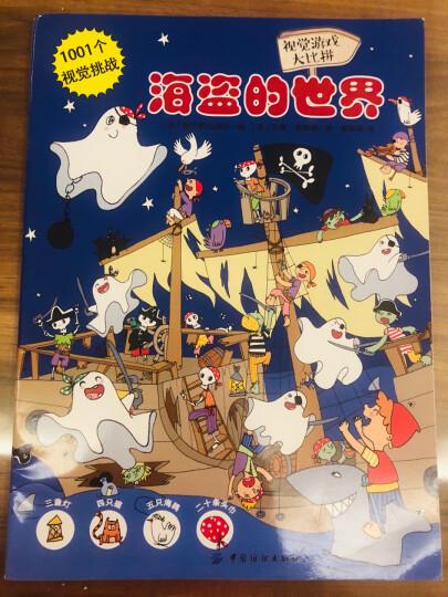 1001个视觉挑战:海盗的世界 寻宝游戏大比拼 晒单图