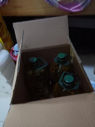 金龙鱼 食用油 添加10%特级初榨橄榄油食用植物调和油4L(新老包装随机发放) 晒单图