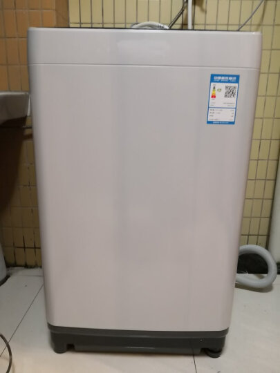 松下(Panasonic)洗衣机全自动波轮8.5kg 泡沫发生技术 节水立体漂 精洗技术 羊毛洗 桶洗净XQB85-H78321灰色 晒单图