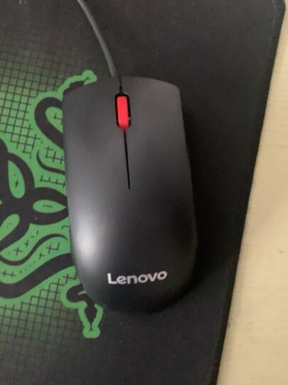 联想(Lenovo)鼠标有线鼠标 办公鼠标 联想大红点M120Pro有线鼠标 笔记本台式机鼠标 晒单图