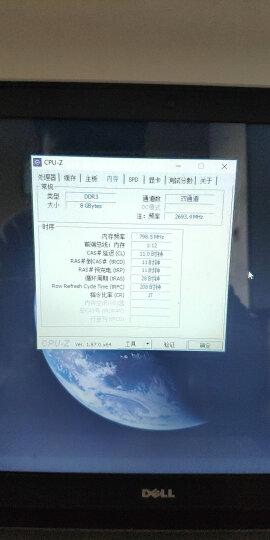 金士顿(Kingston) DDR3 1600 4GB 笔记本内存 低电压版 晒单图