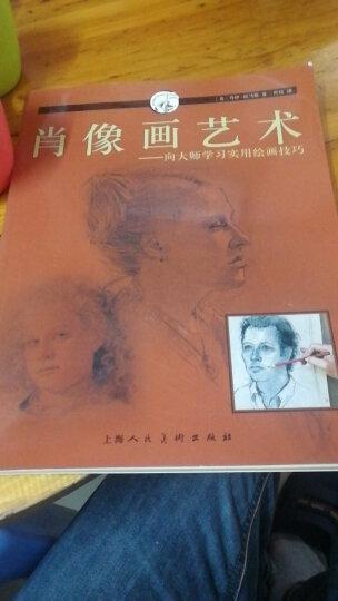 西方经典美术技法译丛·肖像画艺术:向大师学习实用绘画技巧 晒单图