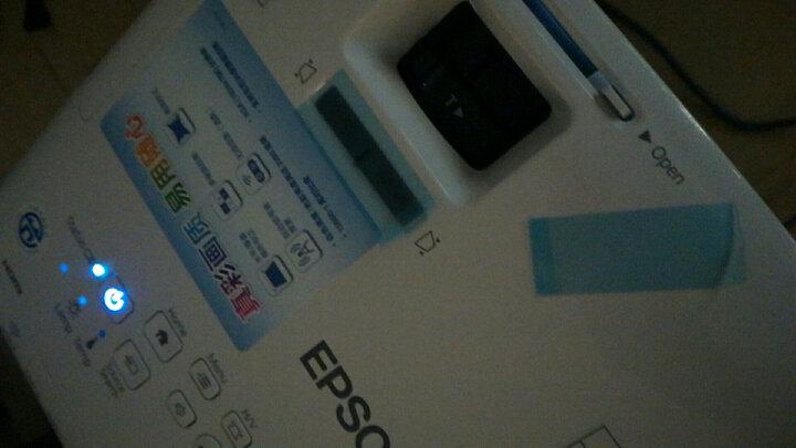 爱普生(EPSON)CB-X05E 投影仪 投影机办公(标清 3300流明 支持左右梯形校正) 晒单图