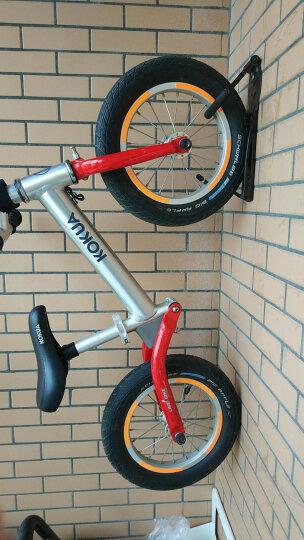 博沃尼克  自行车墙壁挂钩 停车架 挂壁式自行车挂架 山地车展示架加厚 活动型 晒单图