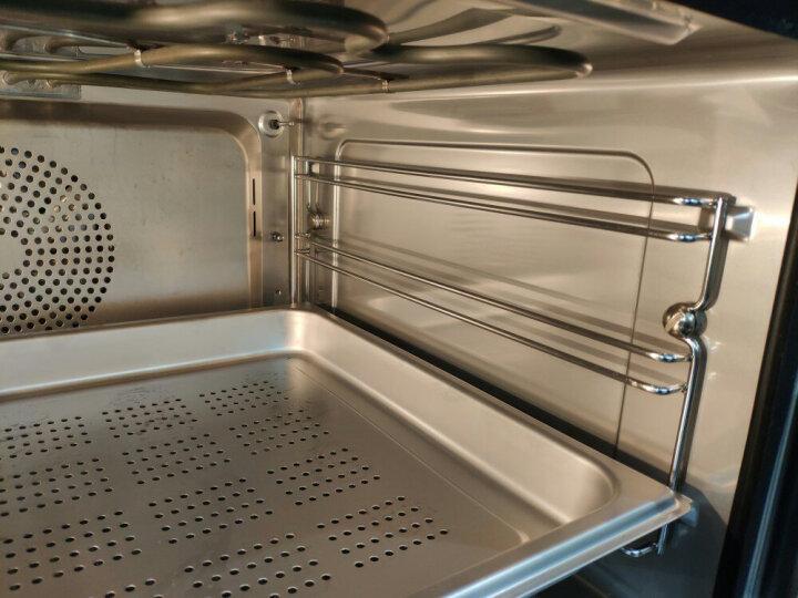 意大利daogrs S8s蒸箱嵌入式烤箱蒸烤一体机大容量60L家用多功能搪瓷独立控温蒸烤箱 晒单图