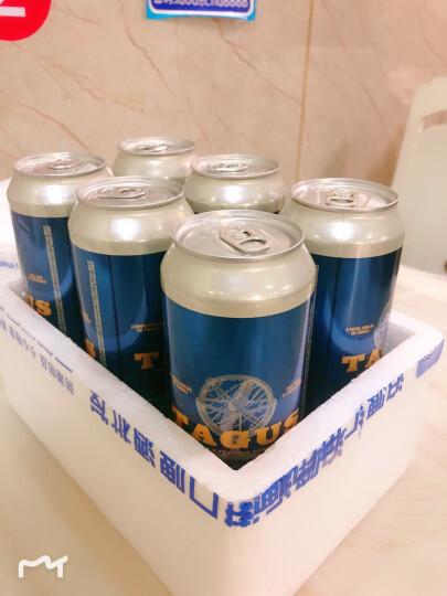 西班牙原装进口啤酒 泰谷(TAGUS)16度烈性啤酒 泰谷16度500ml*12瓶 晒单图