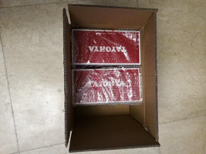 多样屋(TAYOHYA) 调料盒 玻璃调味罐厨房用品储物调料盒调料罐油瓶 三抽调味罐带外壳 350g 晒单图