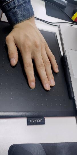 Wacom 和冠手写板 Bamboo Pen Medium CTL-672/K2-F 数位板、绘画板、绘图板 晒单图