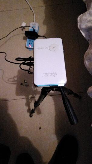 Robot GO M6S微型投影仪家用迷你全高清苹果安卓手机电脑无线WIFI同屏1080P便携投影机 8G硬盘-梯形校正-HDMI输出 M6S 16G 梯形校正+HDMI输出 晒单图