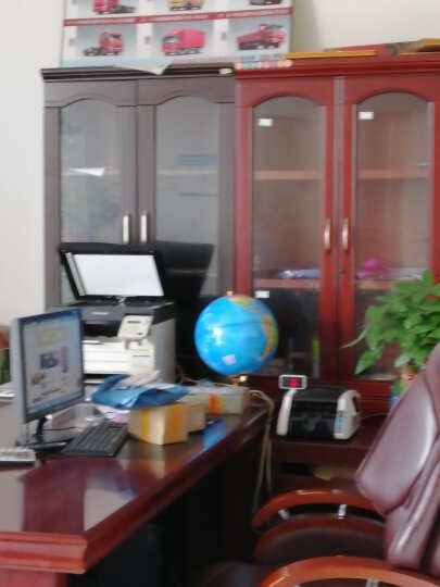 天屿 地球仪32cm大号ar地球仪台灯装饰摆件 创意礼品中英文学生教学地球仪 32cm卫星立体感带灯木底 木头底座 晒单图