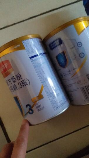 伊利奶粉 金领冠睿护 幼儿配方奶粉3段900克(1-3岁幼儿适用)新西兰原装进口新老包装随机发货 晒单图