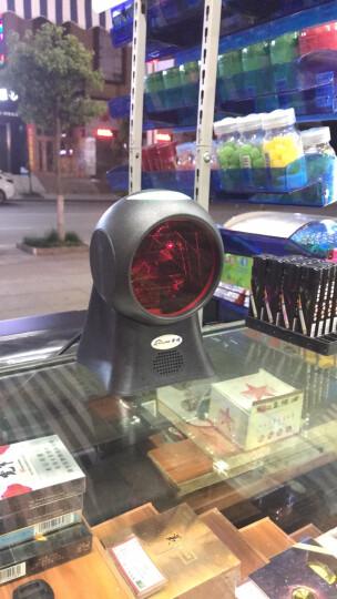 中崎(ZONERICH) ZQ-LS7028扫描枪激光条码扫描平台多线超市专用有线扫码器 一维版本 USB口 晒单图