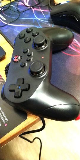 北通(Betop)蝙蝠D2E有线游戏手柄PC电脑Steam安卓电视鬼泣5刺客信条只狼NBA2kFIFA实况双打震动 黑 晒单图