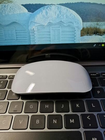 【次日达】LS Mac苹果鼠标无线蓝牙 MacBook Air/Pro笔记本一体机台式机电脑配件触摸 无线鼠标-高端氧化铝触摸蓝牙充电款 晒单图