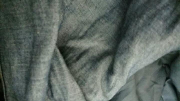 七范 童装男童套装2018春秋装中大童休闲西装儿童套装9时尚小西服男孩两件套潮春秋天 蓝色款 160(适合身高150cm左右) 晒单图