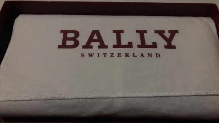 【京东秒杀】巴利BALLY钱包 手包 手抓包 巴利手拿包男士钱夹拉链包TEVIN 黑色 晒单图