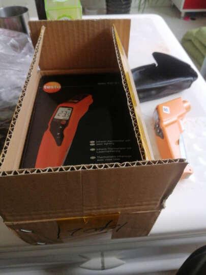 德国德图testo830s1红外线测温仪 专业级手持测温枪高精度便携式温度计工业电子温度仪 Testo 830-S1 -30-350℃ 晒单图
