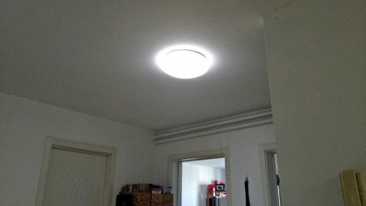 朗能LED改造灯板 吸顶灯灯管 圆形灯盘 T6环形管 节能灯 方形2D管 替换光源 20W 直径195mm 三色温 晒单图