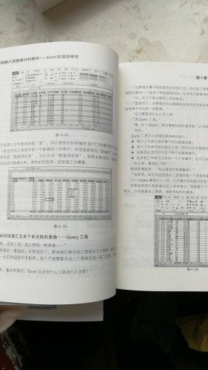 从职场新人到数据分析高手:Excel应该这样学 晒单图