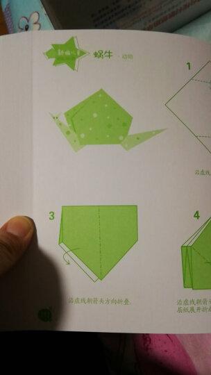 儿童美术手工资料大全 新编儿童折纸200例  晒单图