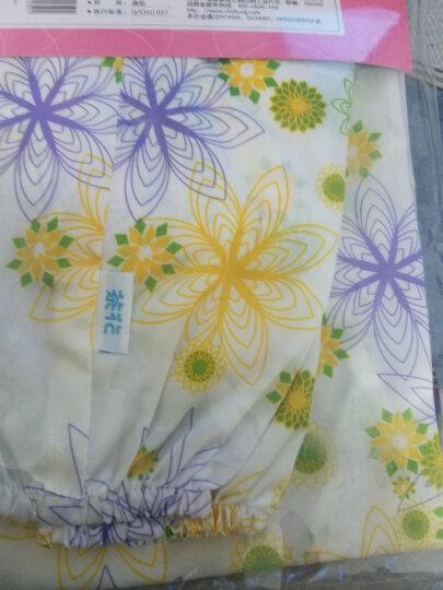 茶花 防水套袖围裙防油污袖套围裙套装 4614 晒单图