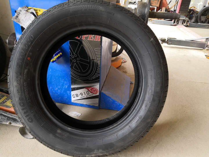 佳通轮胎 Comfort SUV520 225/60R18 100H CRV歌诗图博越 晒单图