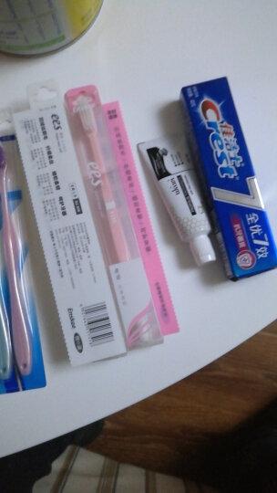 樱之洁(Enskee)柔软护理牙刷 粉色(羽绒丝刷毛 纤细 软毛 呵护牙龈 孕妇适用) 晒单图