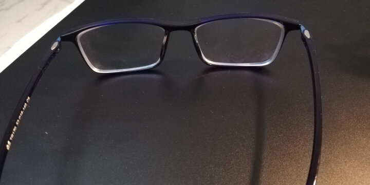 目匠 防辐射眼镜框男女 近视眼镜男女款防蓝光护目镜全框超轻时尚TR眼镜架 170 镜架(备注颜色)+1.56变色镜片0-600度 晒单图