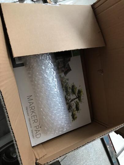 玛丽A3马克本水彩笔手绘本A4漫画景观建筑画画本马克笔专用本 A4/160g 晒单图