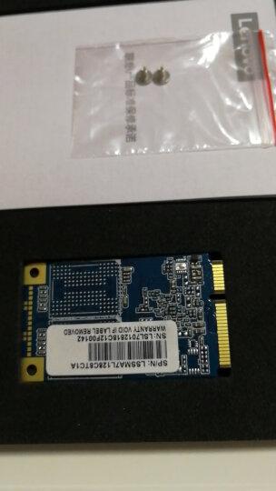 联想(Lenovo)SL700 64G MSATA 闪电鲨系列SSD固态硬盘 晒单图