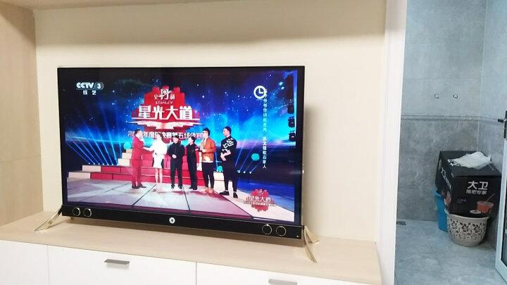 长虹55Q5R 人工智能网络电视 4K超高清超薄全面大屏 CHIQ启客客厅大屏电视机   晒单图