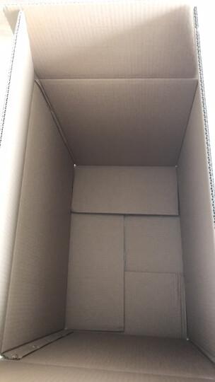 QDZX 搬家纸箱有扣手 60*40*50(5个装)大号 纸箱子打包快递箱 行李收纳箱 收纳盒储物整理箱包装纸盒批发 晒单图