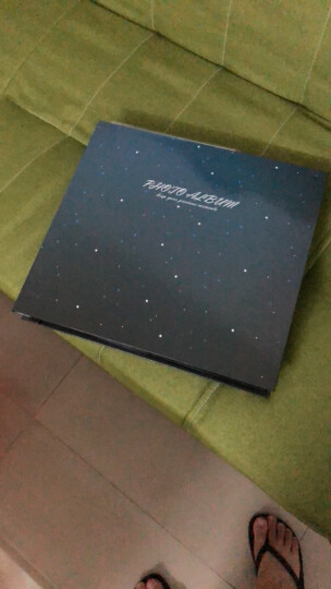 日本NCL 金鸡报喜 600张6寸插袋式相册/影集/家庭相薄 NHFP-766635 晒单图